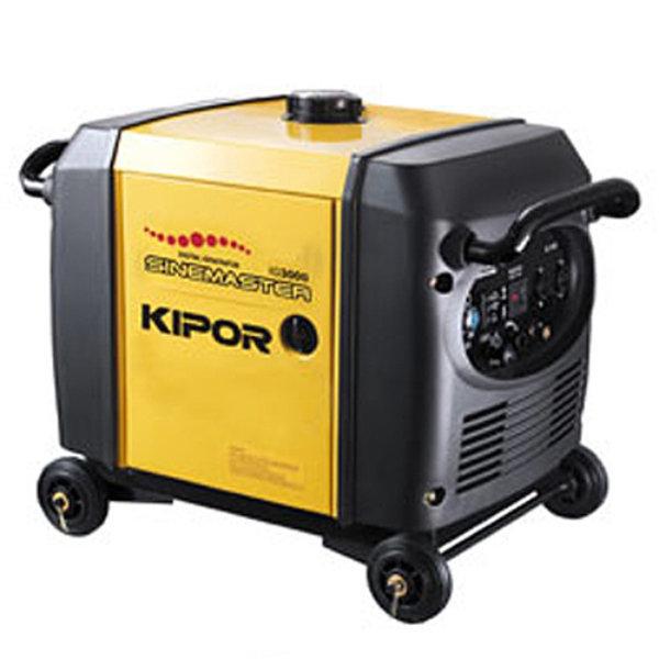키포 방음형발전기IG3000/출력12v 8.3ah/저소음 상품이미지