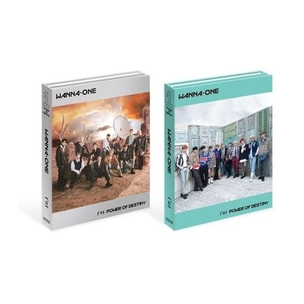 (포스터증정)워너원(Wanna One) 1집 : 11  (POWER OF DESTINY)Adventure + Romance/SET골든티켓종료 상품이미지