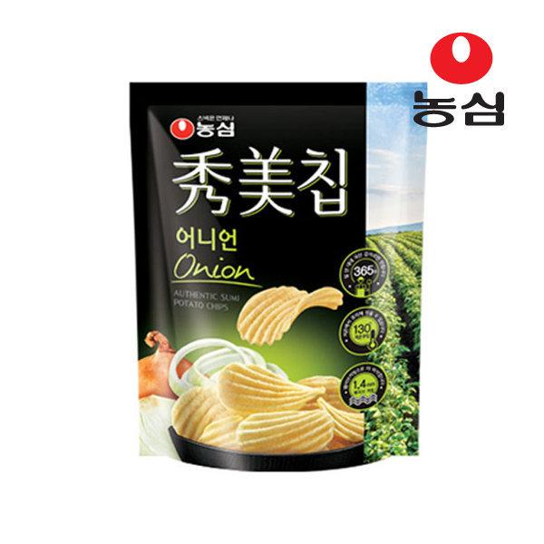 수미칩 어니언85G X 12/ 무료배송 상품이미지
