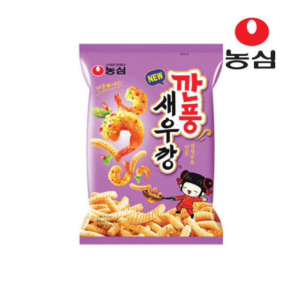 깐풍새우깡80g x 20/ 무료배송 상품이미지