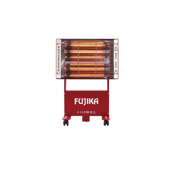FU-895 퀼츠골드 히터 에코 건강난방기 전기히터 레드 상품이미지
