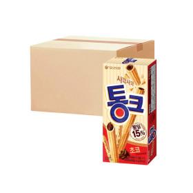 오리온 통크 초코1P 45g x20개(1박스)