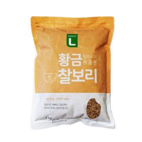 초L)황금찰보리(봉)/2KG