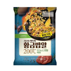 풀무원)황금밥알 포크 스크램블볶음밥 420G