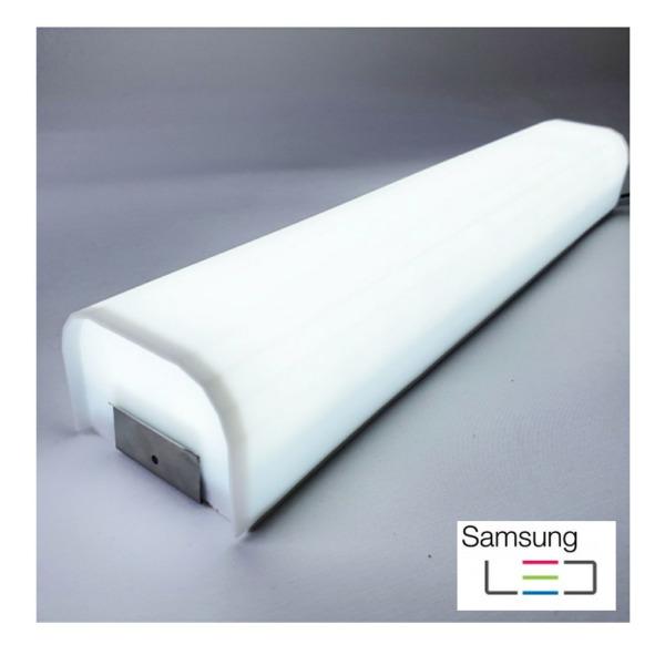 LED 밀크사각욕실등 화장실등 방습등 20W LG이노텍 상품이미지