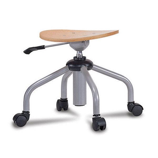 실험실의자(0203외) 원목좌판/등무 학교 연구실의자 상품이미지