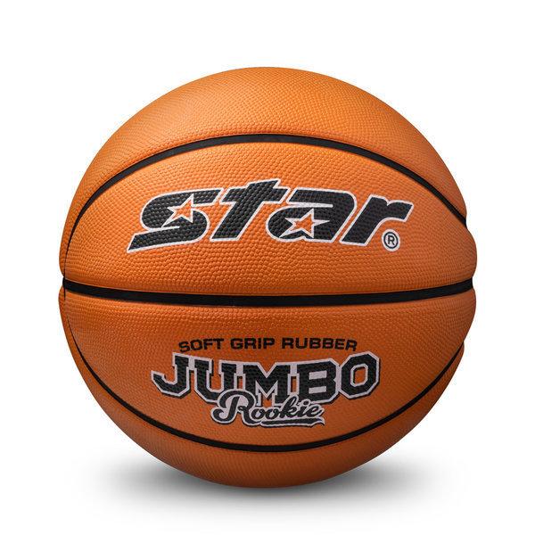 스타 농구공 점보 루키 BB6067 7호 고무 농구공 용품 상품이미지