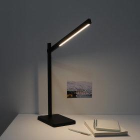 시력보호 모던심플 LED 스탠드  블랙