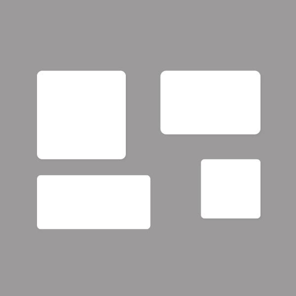 RFID태그 RF카드 도서관리 13.56Mhz 라벨 스티커 태그 상품이미지