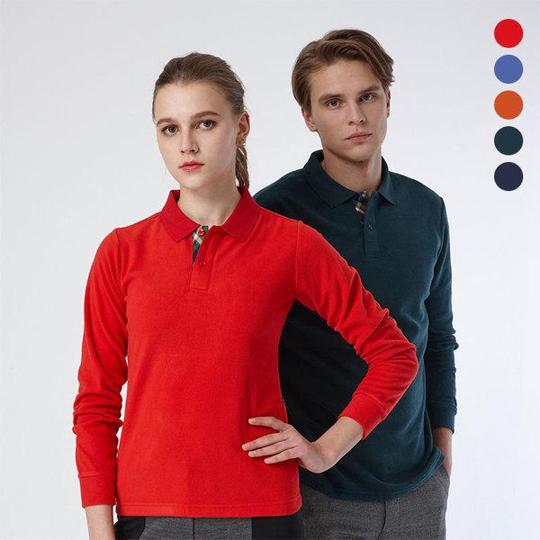 티뱅크 폴라포리스 남성 에리티 라운드 티셔츠 5컬러 상품이미지
