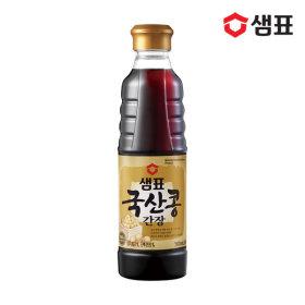 샘표 국산콩간장 프리미엄 500ml