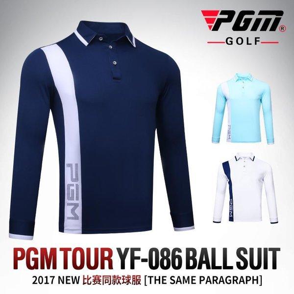 골프 남성 봄 가을 패션 긴팔티셔츠 상품이미지