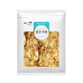 밝은미래 국내가공 구운쥐포채 1kg 무료배송