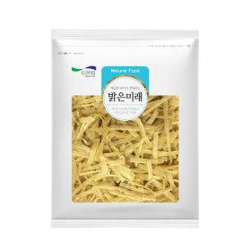 밝은미래 국내가공 명엽채 1kg 무료배송