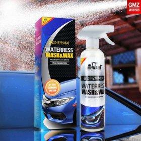 MR.Wash 물없이 세차 올인원/자동차 광택 카샴푸