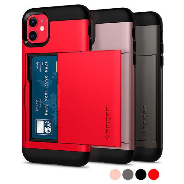 아이폰11 케이스 슬림아머 카드슬라이더 상품이미지