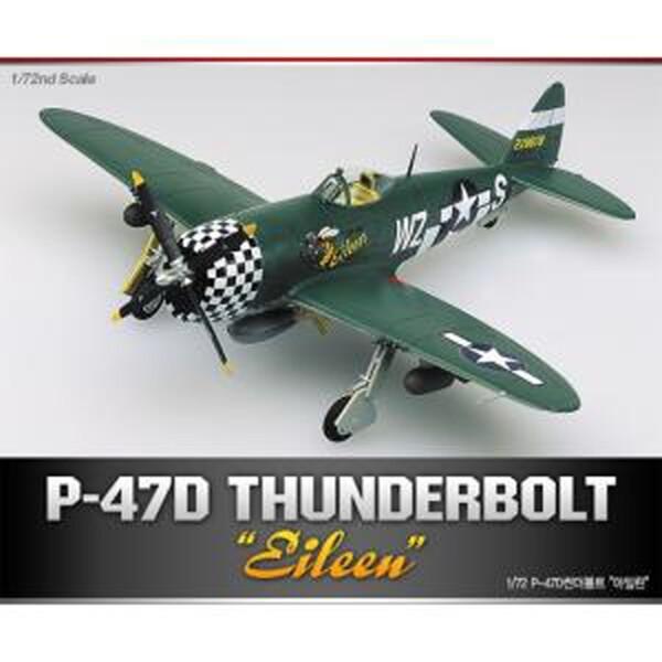 (현대Hmall) ACA0012474  1/72 P-47D THUNDERBOLT EILEEN 썬더볼트 아일린 상품이미지