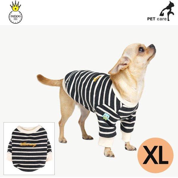 하모니 티셔츠 그레이 XL 애완용품 강아지 애견용품 상품이미지