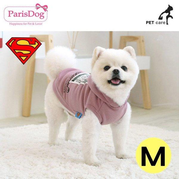 슈퍼맨 후드 C디자인 티셔츠 M 애완용품 강아지 상품이미지