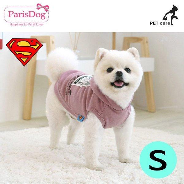 슈퍼맨 후드 C디자인 티셔츠 S 애견용품 애완용품 상품이미지