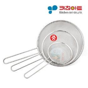 SM 키친아트 건지기 중 / 채반 뜰채 거름망 걸름망