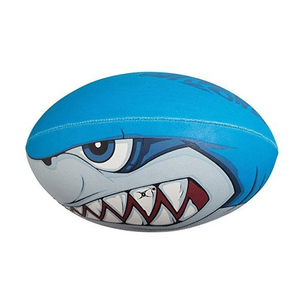 해외쇼핑/Gilbert Shark Bite Force Rugby Ball 상품이미지