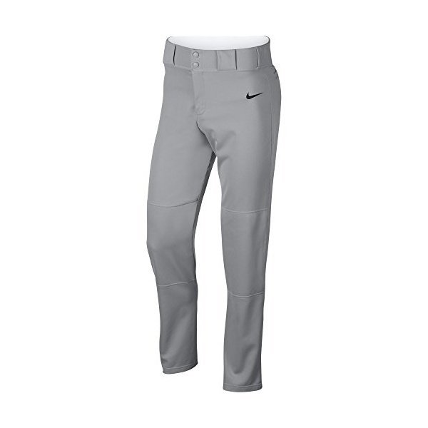 해외쇼핑/NIKE Mens Core Baseball Pants  Wolf Grey/Black  Medium 상품이미지