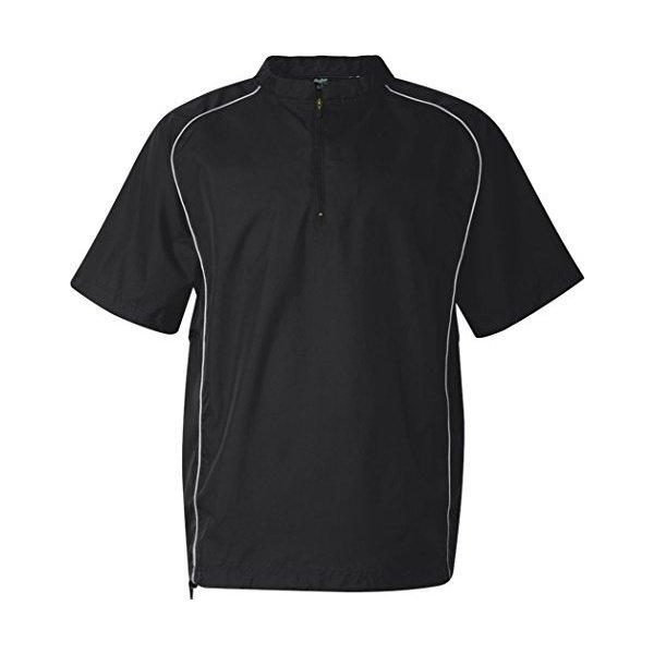 해외쇼핑/Rawlings 9702 - Short Sleeve Quarter-Zip Pullover 상품이미지