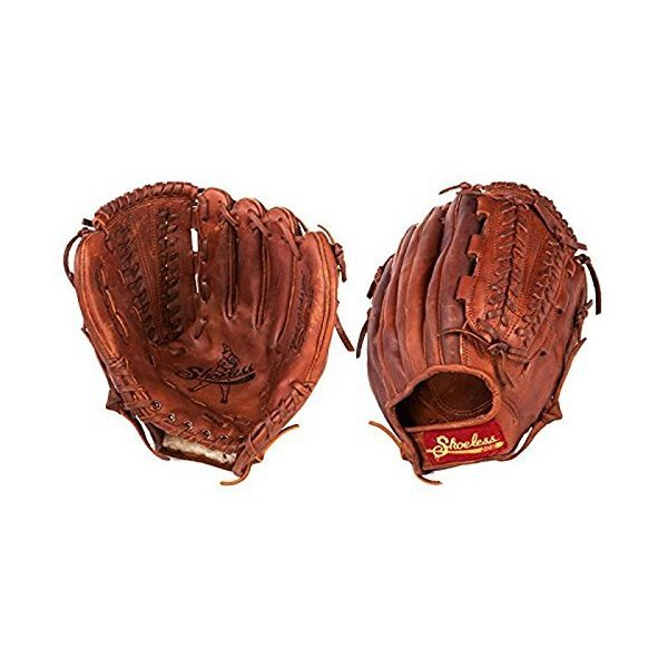 해외쇼핑/Shoeless Joe Gloves V-Lace Brown Glove 상품이미지