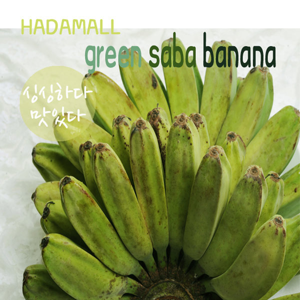 사바 바나나 6kg 상품이미지