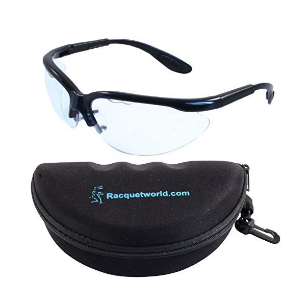 해외쇼핑/Python Xtreme View Racquetball Eyeguard (Eyewear/Eye Protection) (w/CASE) 상품이미지