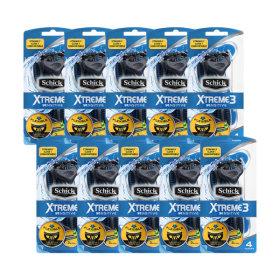 휴대용 면도기 익스트림3 센서티브 4입 x 3팩