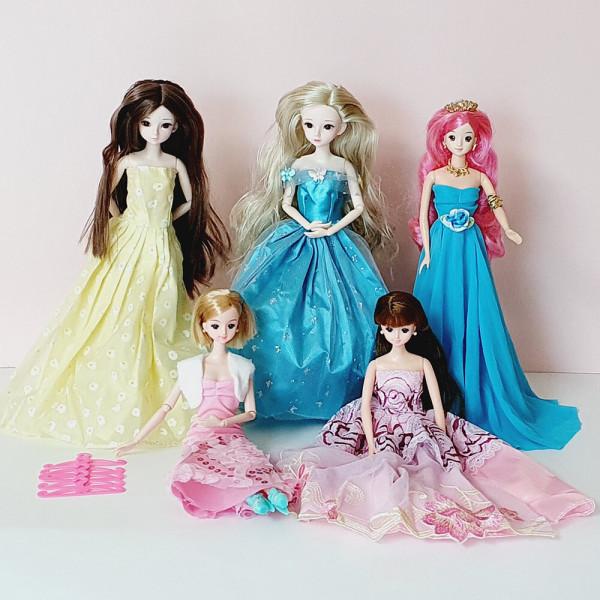 시크릿쥬쥬옷 미미옷 바비옷 엘사옷 인형옷 악세서리 상품이미지