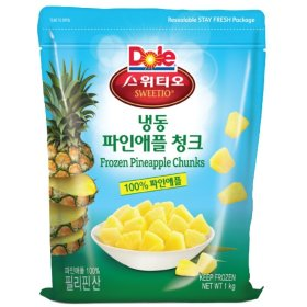 Dole_냉동스위티오파인애플_1kg
