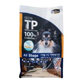 테라픽 그레인프리 강아지사료 1kg 홈쇼핑 완판사료