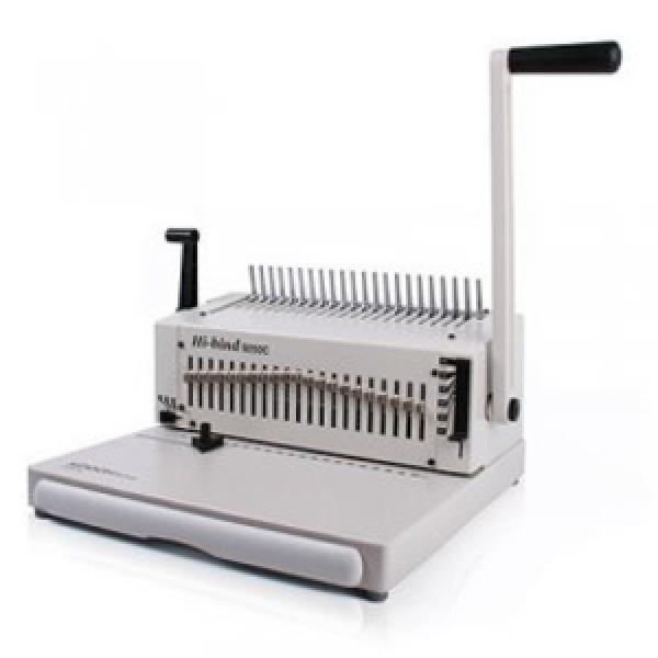 오에이장터  플라스틱 링 제본기 HIBIND-9250C  링100개+표지100매  1회25매천공 최대500매제본제본기 상품이미지