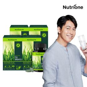 뉴트리원 안심 새싹보리정 3+1(4박스)+쇼핑백 증정