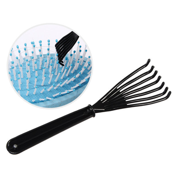 머리빗 청소 브러쉬(5개)/머리카락제거기/빗청소/엉킴 상품이미지