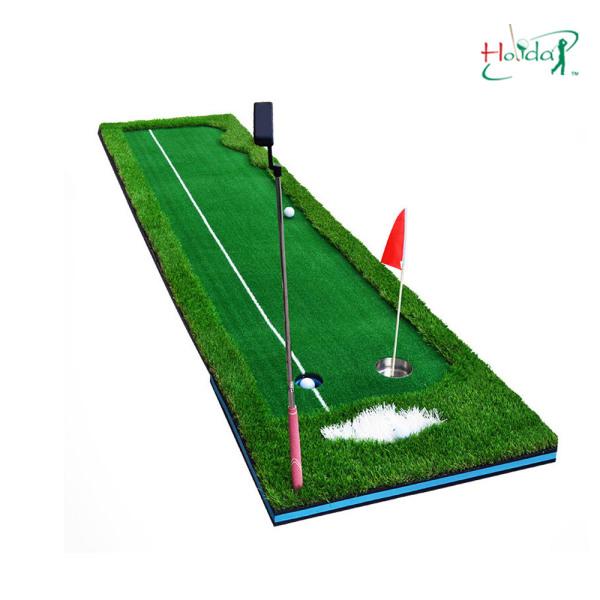 와이드 퍼팅연습기 골프 스윙 퍼터 퍼팅매트 연습용품 상품이미지