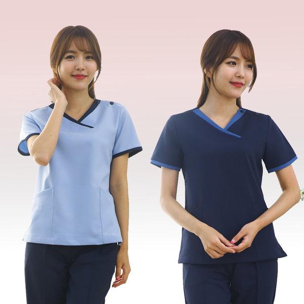 (붐유니폼) 간호사복/수술복/간호복/ 상의+하의 세트 상품이미지