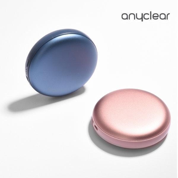 휴대용 손난로 보조배터리 양면발열 8000mAh HOT8 핑크 상품이미지