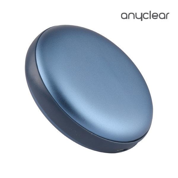 휴대용 손난로 보조배터리 양면발열 8000mAh HOT8 블루 상품이미지