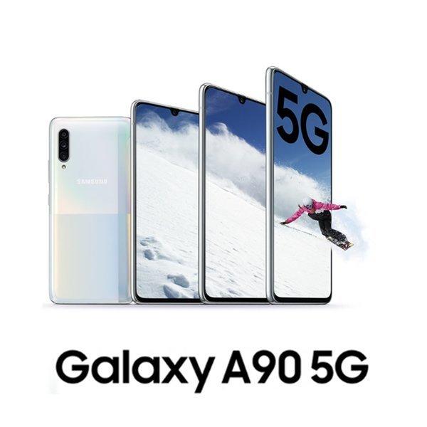 갤럭시A90 5G 128GB (SM-908) 새제품 무약정 공기계 상품이미지