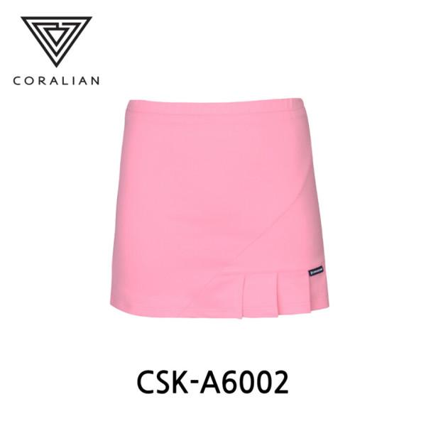 2019년 SS CSK A6002 여성 스커트 치마 2019 SUMMER/ 코랄리안 상품이미지