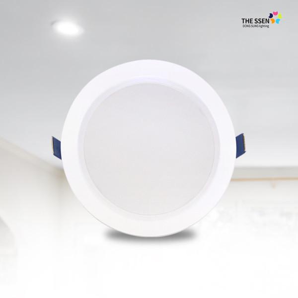LED 다운라이트 매입등 더센 5인치 12W 상품이미지