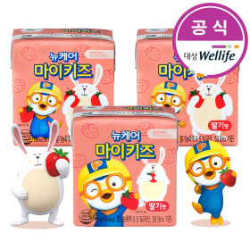 뉴케어 마이키즈 딸기맛 150ml x 24팩 /유아 균형영양