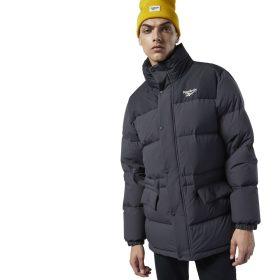 클래식 미드 다운 재킷