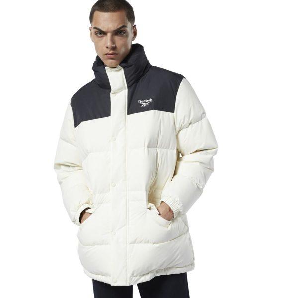 클래식 미드 다운 재킷 상품이미지
