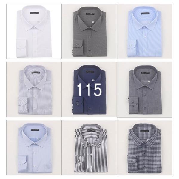 VOLLRADS 국내산 긴소매 115특사이즈 셔츠 택일3VOS115-05FP (3VOS115-05FP) 상품이미지