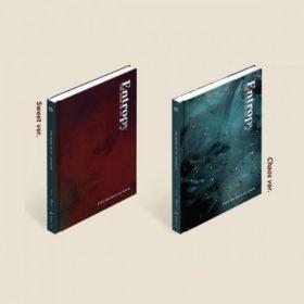 데이식스 (DAY6) - 3집 : THE BOOK OF US : ENTROPY (2종 중 랜덤발송)